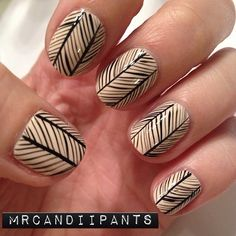I'm doing an embarrassing wiggly dance over these nails y'all. I love them, and they're one of the rate designs that looks just as cool from afar as it does up close. Yay herringbone!! ( also I couldn't remember the name for awhile and kept calling it fishbone lol I am dumb)