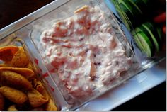 Sweet & Sour Spicy dip. 3 ingredients.