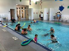 Swim, Camp, Laugh, Learn All Summer Long at Hubbard Swim School!