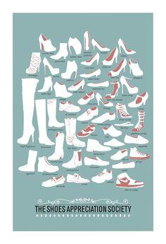 Shoe-cabulary