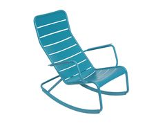 Fermob Luxembourg rcoking chair.