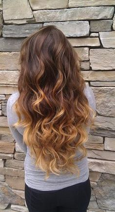PERFECT ombre <3
