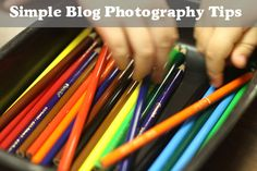 simple blog photography tips
