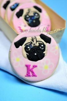 i want cupcakes like these. but a black pug. like my nolskies. :)