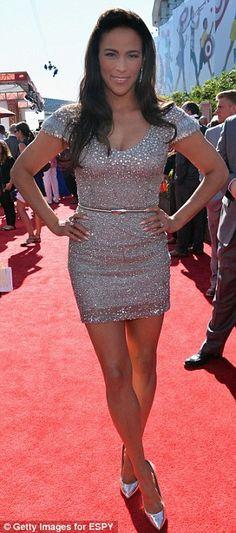 Paula Patton + dress = A stunning beauty.