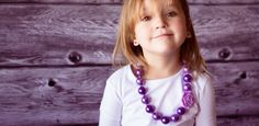 $7.95 Little Girl Chunky Necklaces SASSY STEALS