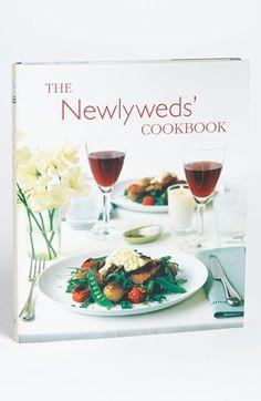 Great summer wedding gift: The Newlyweds Cookbook