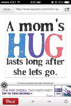 Mom's Hug