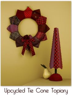 tie upcycling
