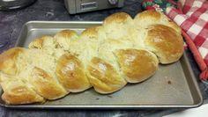 Amish Egg Bread