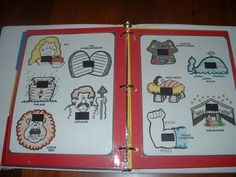 No Sew Church Quiet Book, love the magnetic way over the velcro.