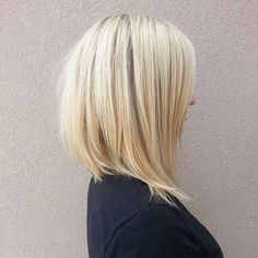 Long Bob Haircut 201