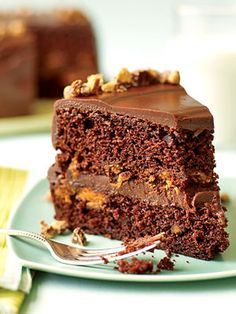 peanut butter fudge cake