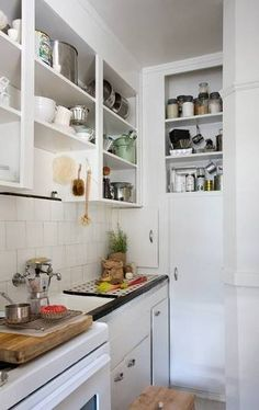 25 Small Kitchen Design Ideas | Shelterness