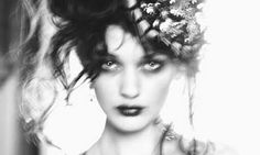 white photographi, fashion, era inspir, ellen von unwerth