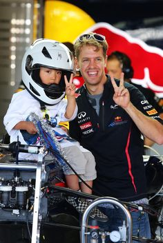 Sebastian the Kidnapper (3 of 3) - Suzuka 2012