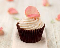 Rose water cupcakes recipe