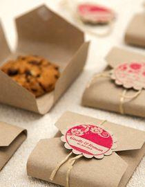 TEMPLATE cookie package