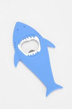 Shark Bottle Opener via Urban Outfitters
