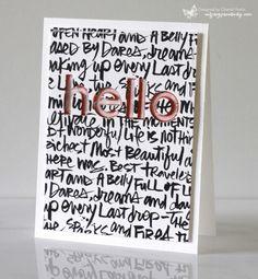 Iron Craft with Lisa Spangler card 1