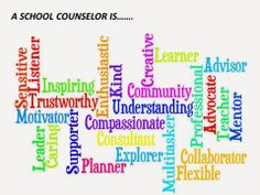 New blog entry - Celebrating School Counselors