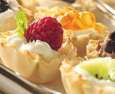 Mini Fruit Tarts – Sweet Treat Sensation
