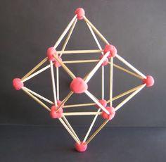3D Toothpick Sculptures
