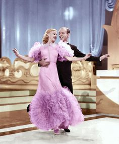 Fred Astair and Ginger Rogers ~ Swing Time