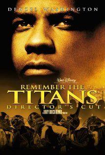 Remember the Titans.