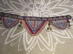 Gypsy festival belt.