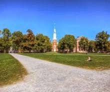 Tour college virtually