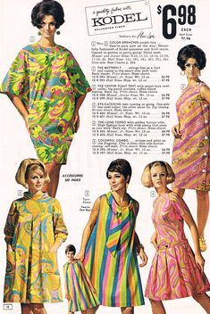 Polyester dresses