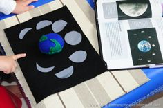Montessori-Inspired Moon Unit Astronomy