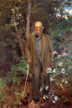 """Frederick Law Olmstead"" -Winslow Homer"