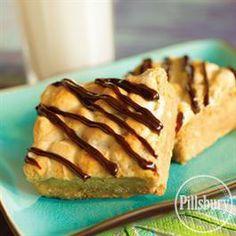 Delightful Peanut Butter #Marshmallow #Cookie Bars from Pillsbury® Baking