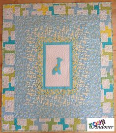Congratulations to Mary Kolb, this week's winner of the Your Andover contest. She made this charming quilt using our Savanna Bop collection by Thomas Knauer.