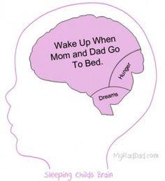 Sleeping Children Know!