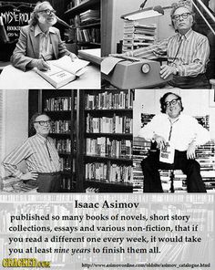 science and beauty essay isaac asimov