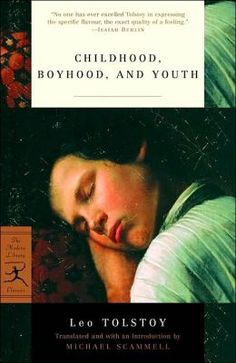 Childhood, Boyhood, and Youth, Leo Tolstoy