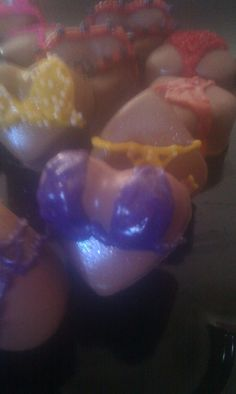 Sexy cake balls