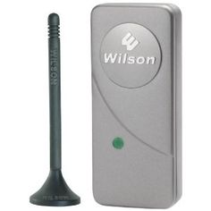 Wilson Electronics MobilePro Cell Phone Signal Booster for Car and Home / Office w/4 Magnet Mount Antenna