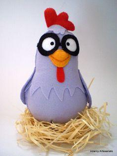 galinhas cantoras ( galinha pintadinha)