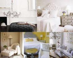 black, yellow, grey and white