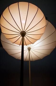 Spring floor lamps ny Kristine Five Melvær