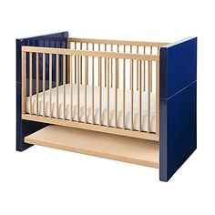 NettoCollection Blue Crib $2,750