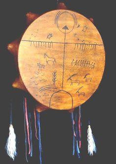 shamans drum_#GeorgeTupak