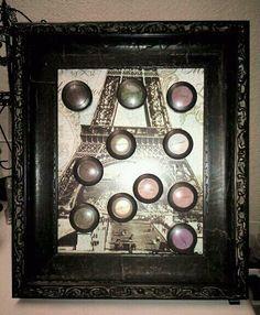 magnet makeup board