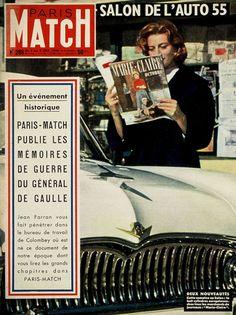 Salon de l 39 auto on pinterest jean seberg paris and france for Offre d emploi salon de l auto geneve