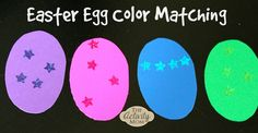 Easter Egg Color Matching