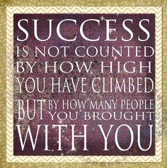 SUCCESS quote 12x12 Word Art Prints- olive mustard purple motivational leadership